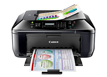 Download Canon Pixma MX514 Driver Printer
