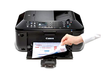 Download Canon Pixma MX517 Driver Printer