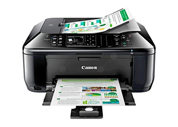 Download Canon Pixma MX520 Driver Printer
