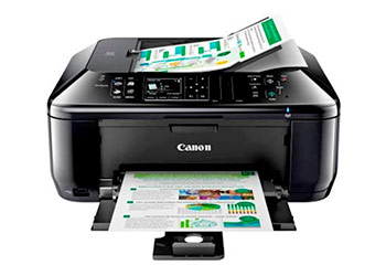 Download Canon Pixma MX527 Driver Printer