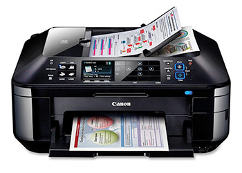 Download Canon PIXMA MX882 Driver Printer