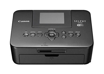 Download Canon SELPHY CP900 Driver Printer