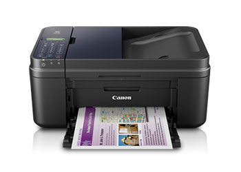 Download Canon PIXMA E480 Driver Printer