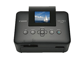 Download Canon SELPHY CP800 Driver Printer