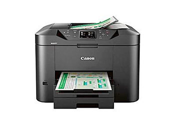 Download Canon Maxify MB2720 Driver Printer