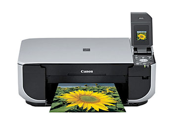 Download Canon PIXMA MP470 Driver Printer