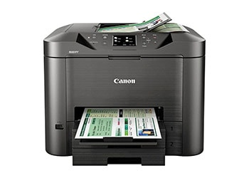 Download Canon Maxify MB5350 Driver Printer