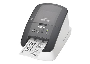 Download Brother QL-710W Driver Printer