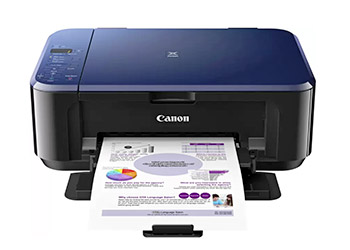 Download Canon Pixma E3110 Driver Printer