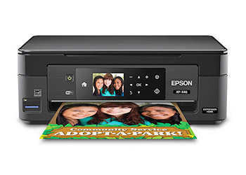 Download Epson Expression Home XP-446 Driver Printer