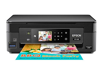 Download Epson XP-440 Driver Printer