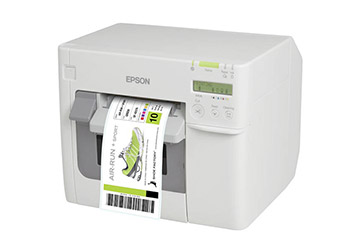 Download Epson ColorWorks C3510 Driver Printer