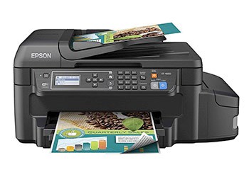 Download Epson ET-4550 Driver Printer